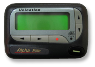 Unication Alpha Elite/ Gold/Legend/Elegant FLEX, POCSAG, UHF, VHF
